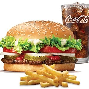 Send Burger King to Karachi Pakistan - Giftskidokaan